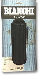 Bianchi Patroltek 8012 Soporte expandible para bastón, Color Negro