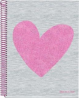 Miquelrius 46128 notatnik A4 120 w kratkę Love Agatha Ruiz de la Prada