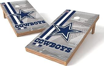 Wild Sports NFL 2'x4' Dallas Cowboys Cornhole Set