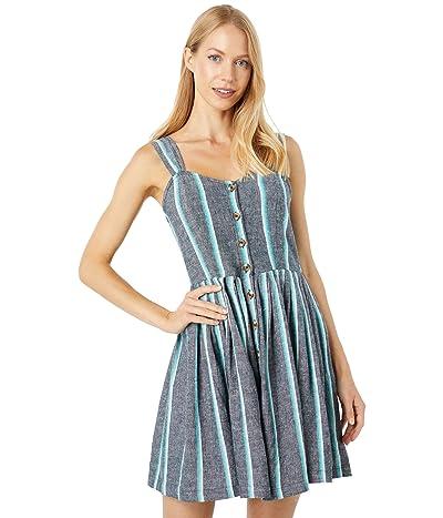 Roxy Sunlit Twist Dress