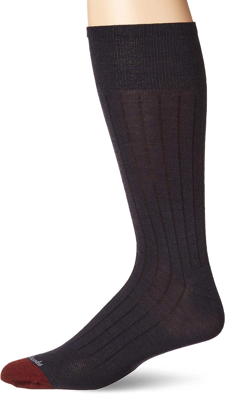 Allen Edmonds Men's Merino Wool Blend Mid Calf Sock