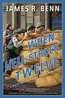 When Hell Struck Twelve (A Billy Boyle WWII Mystery Book 14)
