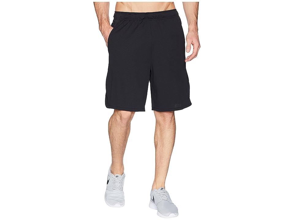 Nike Dri-FIT 9 Training Short (Black/Dark Grey) Men