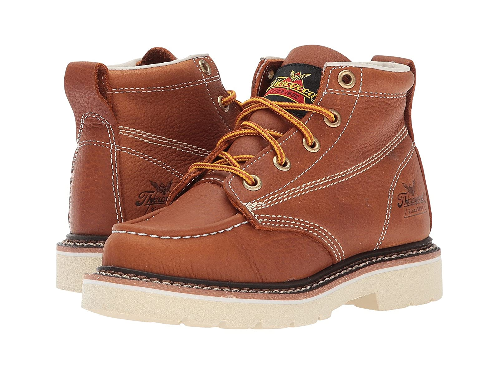 Thorogood Jackson Moc Toe Boots (Little Kid)Cheap and distinctive eye-catching shoes