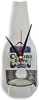 BottleClocks Recycled Beer Bottle Clock - Corona Extra