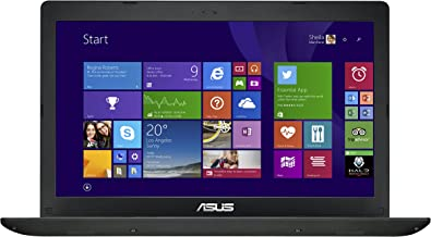 Asus X551MAV-EB01-B(S) 15.6-Inch Notebook (Intel Dual-Core Celeron N2830 2.16 GHz Processor, 4GB RAM, 500GB HDD, Windows 8.1), Black