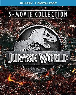 Jurassic World 5-Movie Collection [Blu-ray]