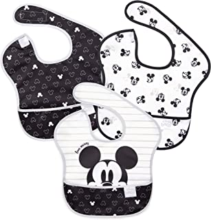 Bumkins Disney SuperBib, Baby Bib, Waterproof, Washable,...