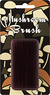 Bay Mill Mushroom Brush and Vegetable Scrubber, Palm Sized