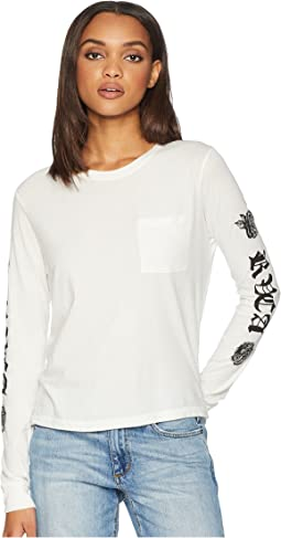 Rose & Roses Long Sleeve Shirt