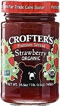 Crofters Organic Strawberry Premium Spread, 16.5 oz