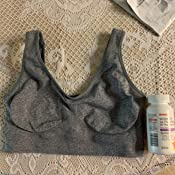 Ultimate Essentials Womens Seamless Pullover Bra with Removable Pads Pull-On Tag Free Wireless Bra