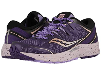 Saucony Guide ISO 2 TR (Purple) Women