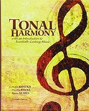 PKG Tonal Harmony with Workbook 7th (seventh) Edition by Kostka, Stefan, Payne, Dorothy, Alm¨¦n, Byron (2012)