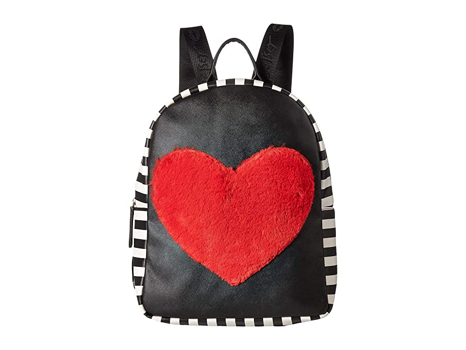 Luv Betsey Nora Backpack (Red) Backpack Bags