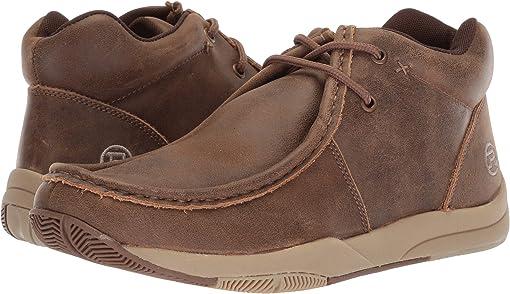 Brown Vintage Leather