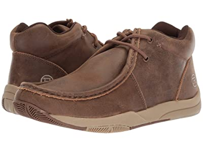 Roper Clearcut (Brown Vintage Leather) Men