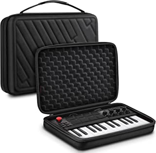 Sponsored Ad - FINPAC Semi-Hard Carrying Case for AKAI Professional MPK Mini MKII & MK3 & MPK Mini Play 25 Key Ultra-Porta...