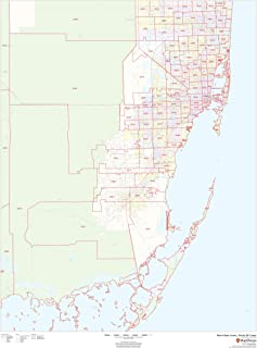Best dade county zip map Reviews