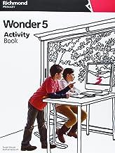 WONDER 5 ACTIVITY + AB CD - 9788466820172