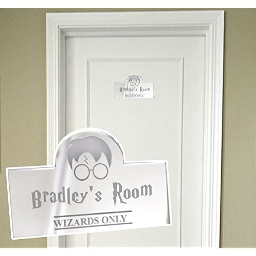 Personalised Door Name Plaque Boy Or Girls Bedroom Room U2013 Acrylic Kids Door  Plaques Girls Boys
