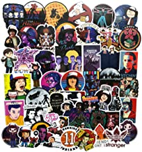 50PCS S-tranger-Things Movie Stickers Laptop Sticker Computer Bedroom Wardrobe Car Skateboard Motorcycle Bicycle Mobile Ph...