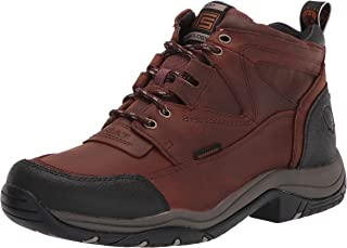 Terrain Waterproof Hiking Boot – Men's Leather Waterproof Outdoor Hiking Boots