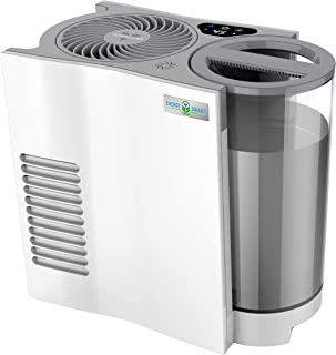 Vornado EVDC300 Energy Smart Evaporative Humidifier with Automatic Shut-Off, 1 Gallon Capacity, LED Display