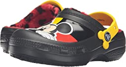 CC Mickey Lined Clog (Toddler/Little Kid)