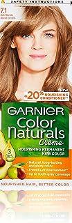 Garnier Color Naturals Crème Twin Pack, 7.1 Ash Blonde, Dark Blond