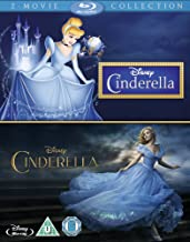 Cinderella Double Pack [Blu-ray]