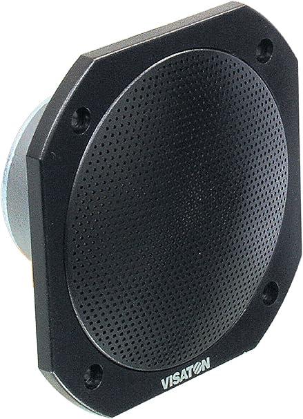 Visaton 2101 Lautsprecher Frs 10 Wp 8 Ohm Schwarz Audio Hifi