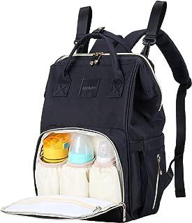 AISPARKY マザーズバッグ ママリュック ママバッグ マザーズリュック レディース トートバッグ 2way 手提げ 出産お祝い 大容量 軽量 多機能 ティッシュポケット付き 保温ポケット付き 四角 収納性抜群