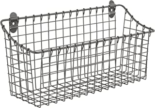 Best metal wall basket storage Reviews