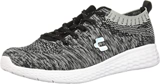 CHARLY 1049292 Zapatillas de Deporte para Mujer, Color NEG/Gri, 23 M México