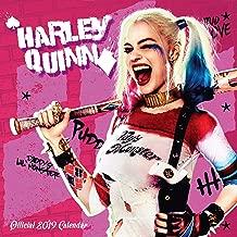 Harley Quinn Official 2019 Calendar - Square Wall Calendar Format