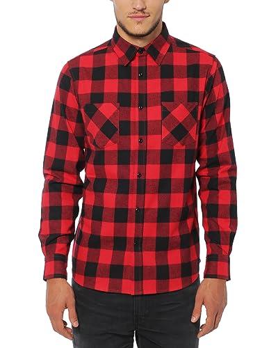 Camisas manga de larga para hombre sdBQohrCxt