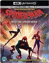 Spider-Man Into the Spider-Verse [4K UHD + Blu-ray]