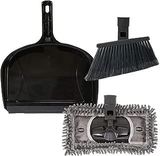 Robert Scott WPPSK2 Extra Wide Steel Dustpan only Black