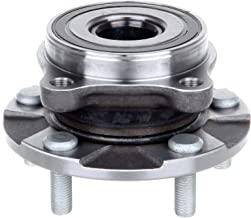 SCITOO Compatible with 513258 Front Wheel Hub Bearing Assembly fit 11-13 Scion Toyota 5 Lugs w/ABS