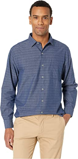 Blue Isle Stripe Shirt
