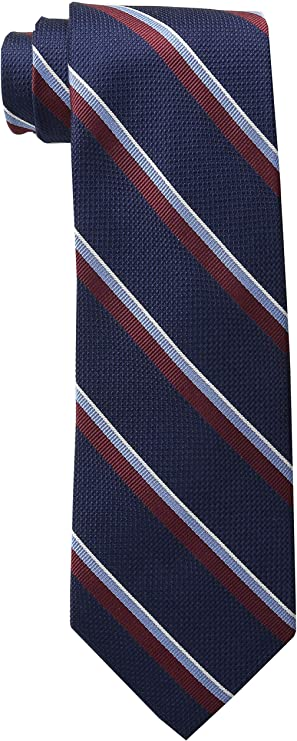History of 1920s Men's Ties, Neckties, Bowties Tommy Hilfiger Mens Stripe Tie  AT vintagedancer.com