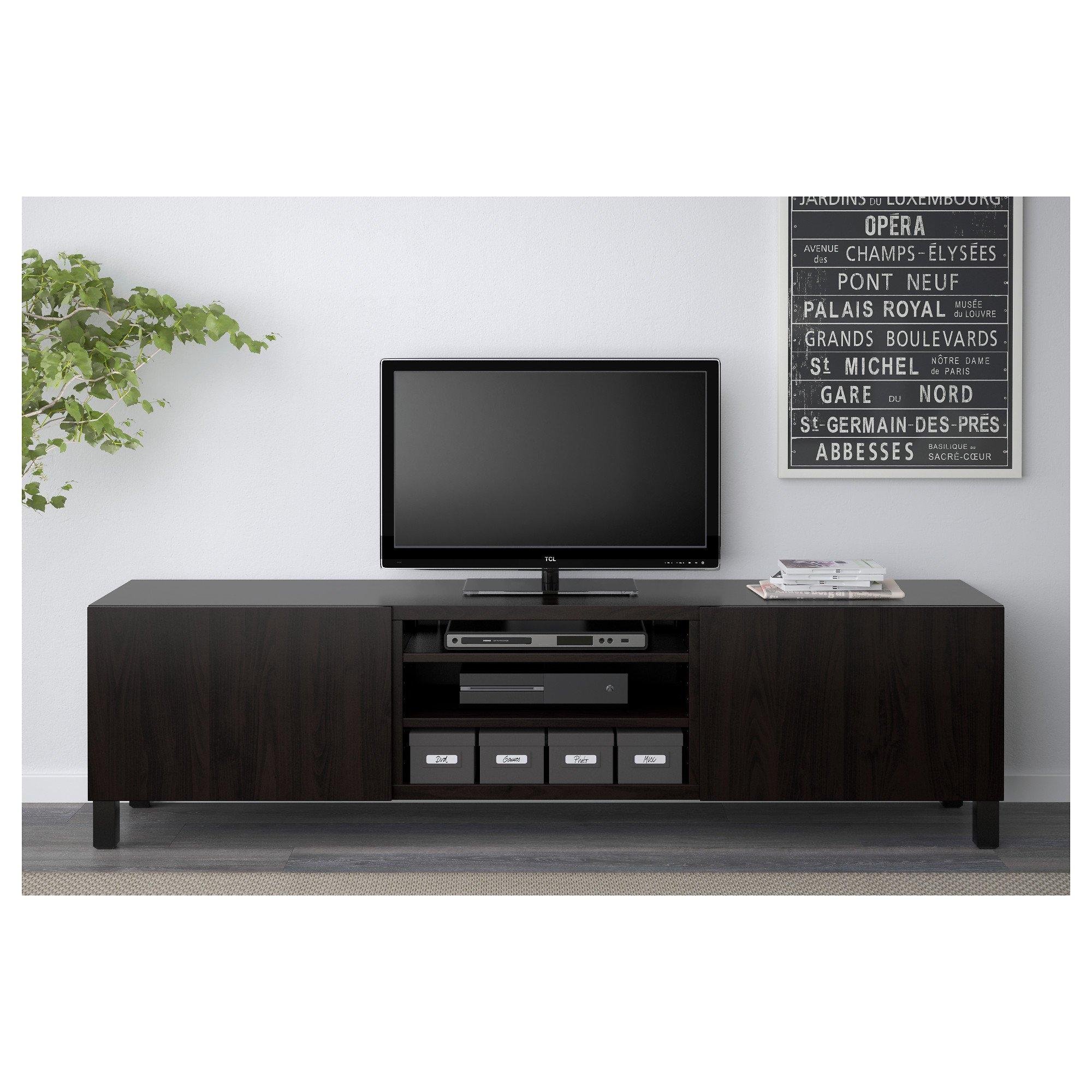Zigzag Trading Ltd IKEA BESTA - Mueble TV con cajones Lappviken ...