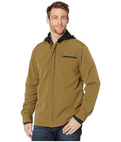 Columbia Tech Trailtm Shirt Jacket Interchange (Olive Brown/Black) Men