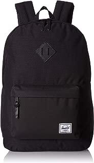 Best herschel black grid backpack Reviews