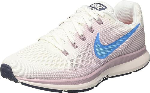 Nike WMNS Air Zoom Pegasus 34 Chaussures de FonctionneHommest Femme