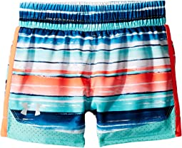 Under Armour Kids - Water Stripe Run Shorts (Little Kids)
