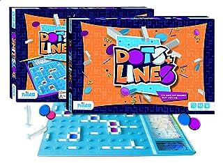 لعبة دوتس اند لاينز من نيلكو - متعددة الالوان