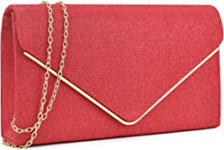 Best red clutch purse for prom Reviews