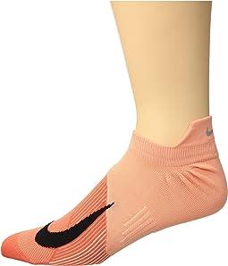 Elite Lightweight Dri-Fit No Show Running Socks